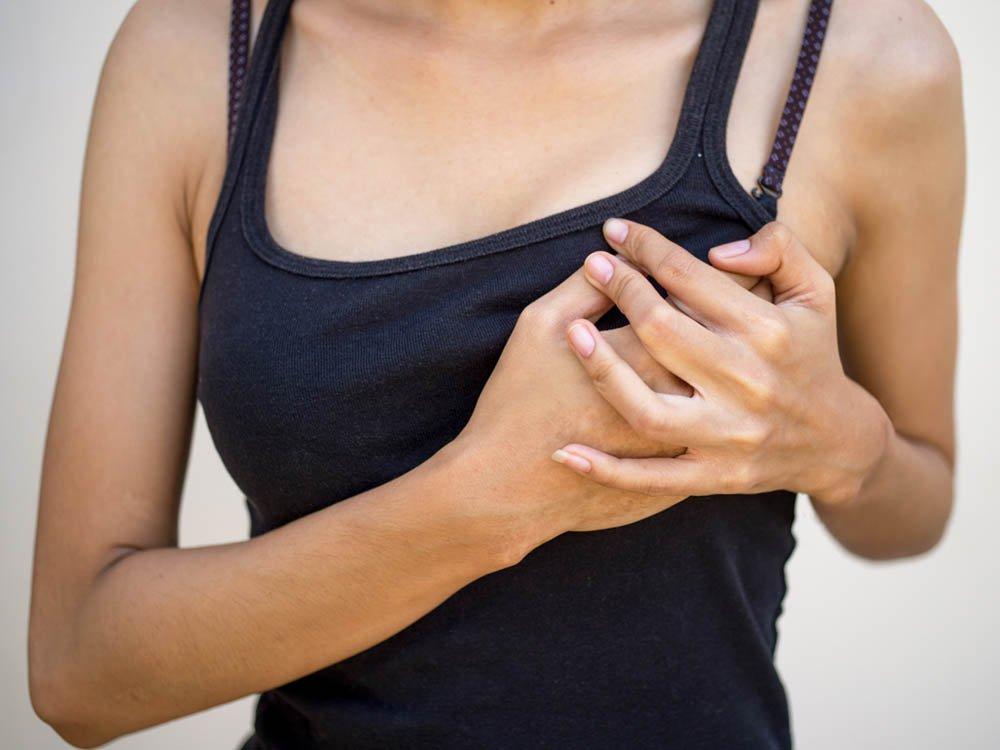 menopause seins