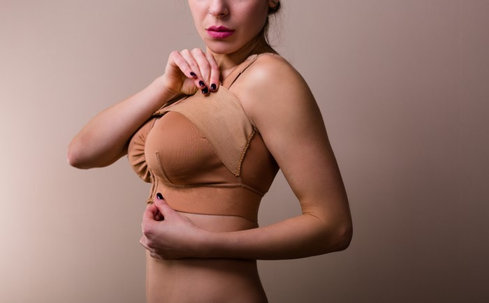 rétablissement augmentation mammaire